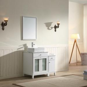 "Julie Vanity Set 36"" AAJU-3601 Pure White"